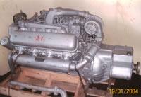 судовой дизель ЯМЗ-238