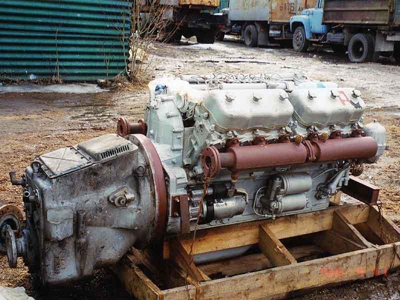 двигатели ямз 236 ямз 238 ямз 240 руководство img-1
