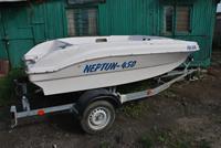 тюнинг катера Нептун